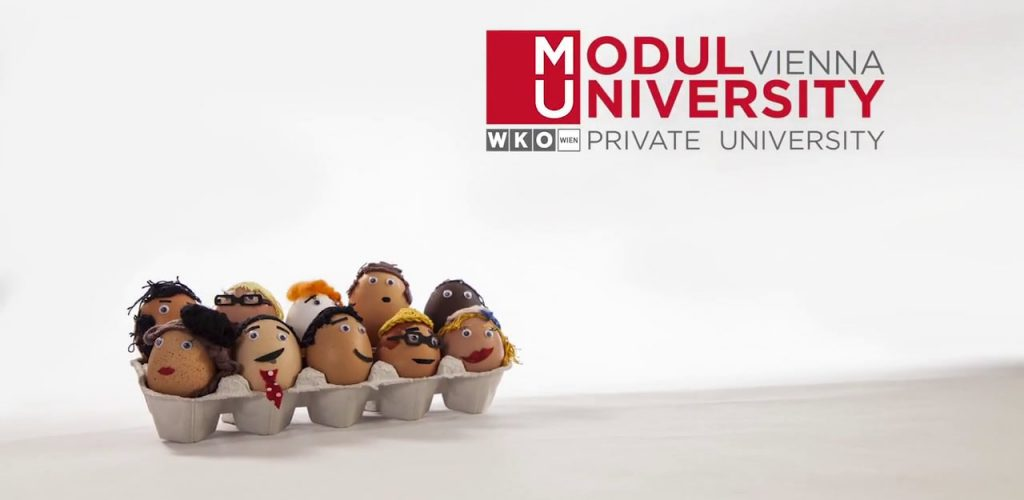 Modul University - Small international classrooms :)